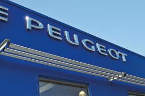 Garage Peugeot Roost